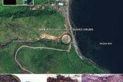 Site 1: Puganax Creek Buried Drum Site