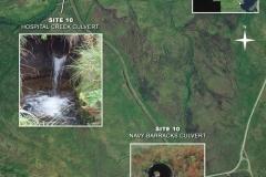 Site 10: Hospital Creek and Navy Barracks Culverts