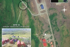 Site 14: Airport Abandoned Drum Dump