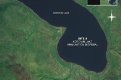 Site 8: Karolin Lake Ammunition Disposal