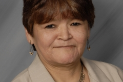 Zenia Borenin, Secretary, Akutan